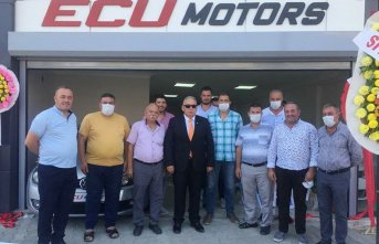 Ecu Motors Hizmete Girdi